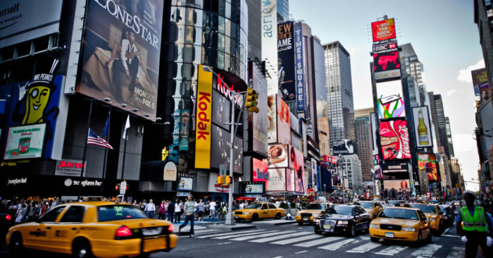 Viaggio a New York